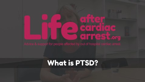 Thumbnail for entry What is PTSD?