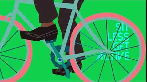 Thumbnail for entry Sit Less Get Active MOOC promo