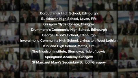 Thumbnail for entry Our Future: Young People's Views of Higher Education in Scotland (Full Length Version)