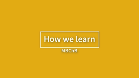 Thumbnail for entry Teaching and learning 2021_MBChB