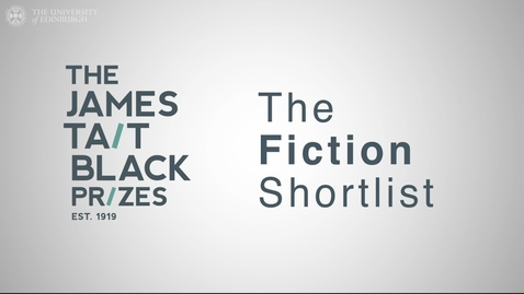 Thumbnail for entry James Tait Black 2021 - Fiction shortlist