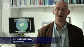 Thumbnail for entry Richard Essery - Geoscience- Research In A Nutshell - School of GeoSciences -05/03/2013