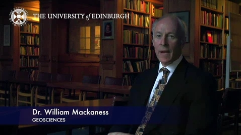 Thumbnail for entry William Mackaness  - Geoscience- Research In A Nutshell - School of GeoSciences -12/11/2012
