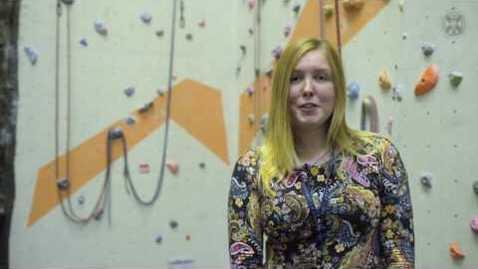 Thumbnail for entry Melissa Steel, Sport and Exercise, University of Edinburgh