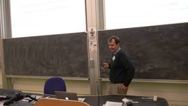 Thumbnail for entry Amplitudes Summer School 2017: Jaroslav Trnka  - Grassmannian Geometry of Scattering Amplitudes - lecture 3