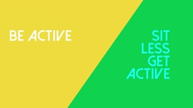 Thumbnail for entry Sit Less Get Active - Week 3 Video 1 - Be active in leisure centres