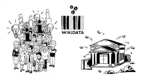 Thumbnail for entry Donating data to Wikidata