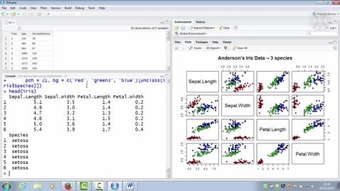 Thumbnail for entry 7. Demo data - Anderson's Iris Data