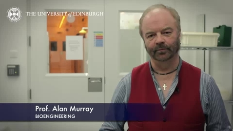 Thumbnail for entry Alan Murray- Bioengineering- Research In A Nutshell - School of Engineering -08/04/2014