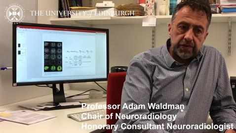 Thumbnail for entry Prof Adam Waldman - Research in a Nutshell