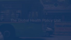 Thumbnail for entry Global Health Policy Unit