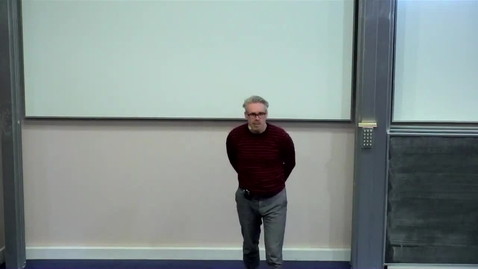 Thumbnail for entry Welcome from Iain Gordon - Head of Mathematics