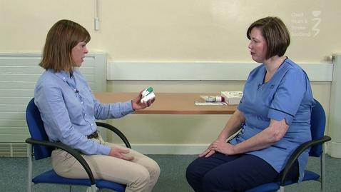 Thumbnail for entry Inhaler Consultation