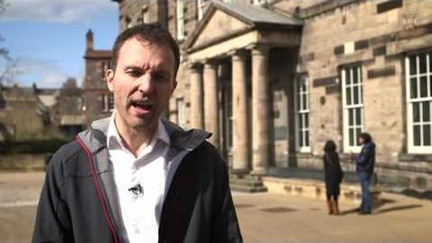 Thumbnail for entry Prof. Jamie Pearce, School of Geosciences, University of Edinburgh
