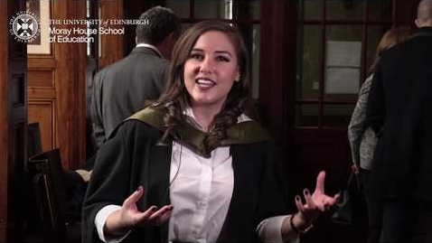 Thumbnail for entry MSc Social Justice and Community Action alumni Alanna shares her favourite moments