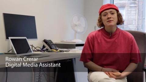 Thumbnail for entry Digital Media Assistant