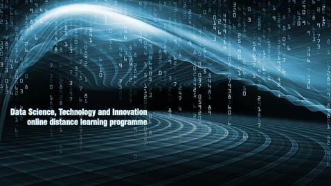 Data Science, Technology and Innovation at The University of Edinburgh