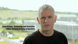 Thumbnail for entry  Data Science, Technology and Innovation at The University of Edinburgh