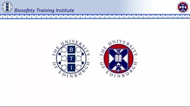 Thumbnail for entry Introduction to the Biosafety Training Institute (BTI) at The University of Edinburgh