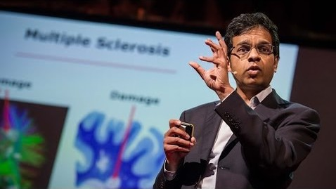 Thumbnail for entry Siddharthan Chandran: Can the damaged brain repair itself?