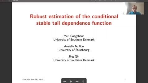 Thumbnail for entry Yuri Goegebeur EVA Talk Preview