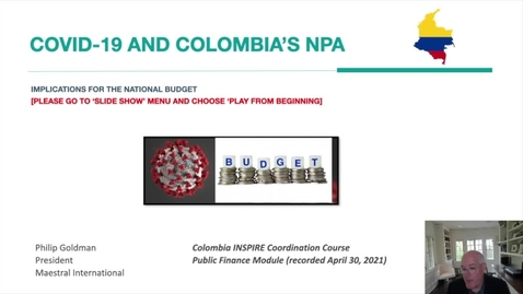 Thumbnail for entry Module 13: INSPIRE Coordination Course