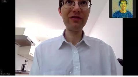 Thumbnail for entry Christian Hirsch EVA Talk Preview