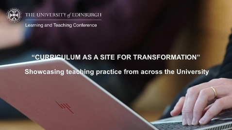 Thumbnail for entry L&TC 2021 Panel 3: Showcasing Teaching Practice from Across the University with BSL interpretation
