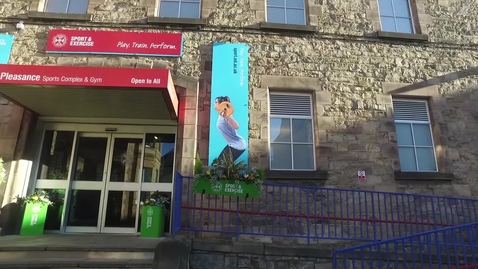 Sport & Exercise Pleasance Video Tour