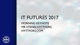 Thumbnail for entry 2. Stefan Hyttfors