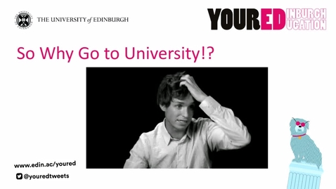 Thumbnail for entry What is Uni & Why Go
