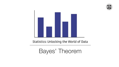 Thumbnail for entry Statistics - Bayes' Theorem
