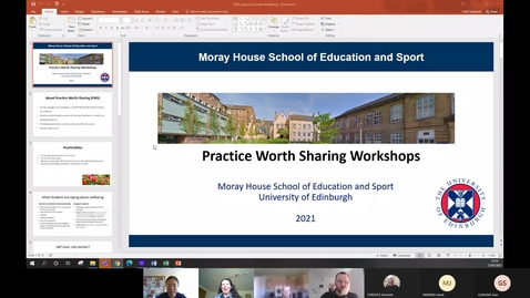 Thumbnail for entry Introduction to PGT  Practice Worth Sharing (PWS) (CC)
