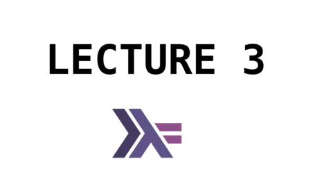 Thumbnail for entry FP - Lecture 3 - Lists and Recursion