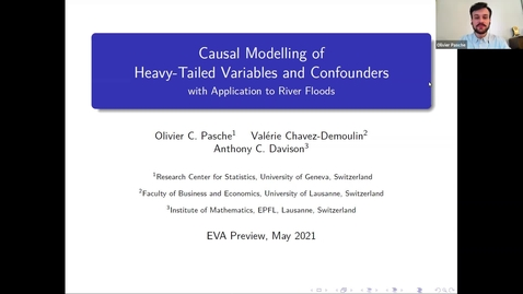 Thumbnail for entry Olivier Pasche EVA Talk Preview