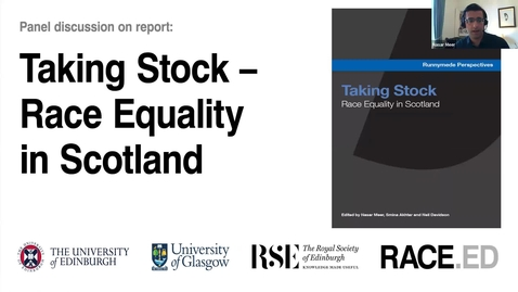 Thumbnail for entry RACE.ED Panel Event on Taking Stock – 15 July 2020