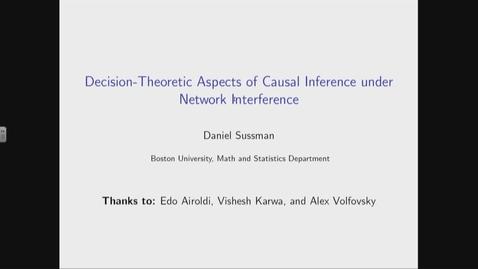 Thumbnail for entry Daniel Sussman.mp4