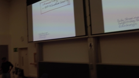 Thumbnail for entry Amplitudes 2017 Conference: Andrew Strominger - Soft Theorems