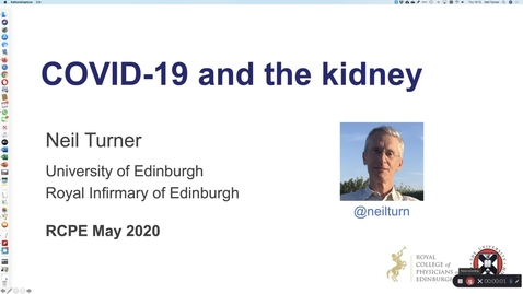 Thumbnail for entry COVID and the kidney