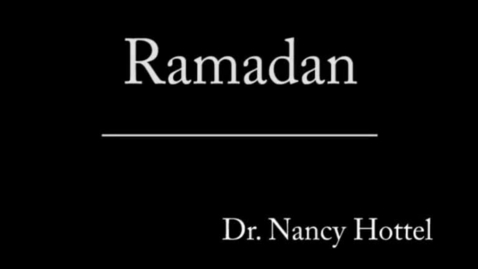 Thumbnail for entry Ramadan-31