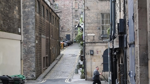 Thumbnail for entry Cowgate, Edinburgh Old Town