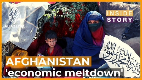 Thumbnail for entry Can the Taliban be trusted with Afghanistan aid?   Inside Story Al Jazeera