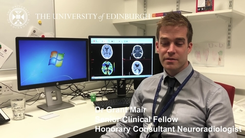Thumbnail for entry Dr Grant Mair - Research in a nutshell
