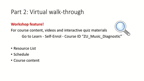 Thumbnail for entry Part 2: L&T 2020 Critical approaches to hidden curriculum with hybrid learning