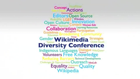 Thumbnail for entry Interview with Emily Temple-Wood (Wikiproject Women Scientists) at the Wikimedia Diversity Conference, Berlin.
