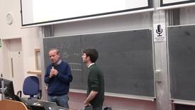 Thumbnail for entry Amplitudes 2017: Tiziano Peraro (Edinburgh) - Finite fields and multivariate reconstruction techniques for scattering amplitudes