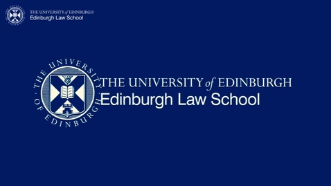 Thumbnail for entry About the Centre for Legal History