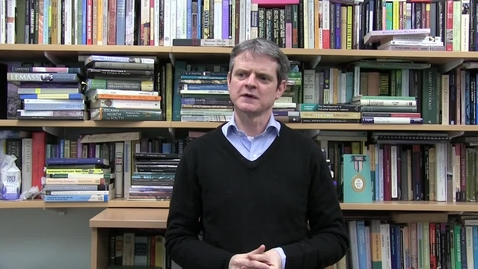Thumbnail for entry Professor Enda Delaney- Diaspora, Migration and Exile: The History of the Global Irish since 1600