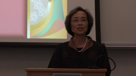 Thumbnail for entry Prof. Kwok Pui-lan: Women, Mission, and World Christianity