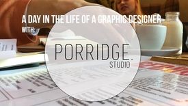 Thumbnail for entry Day in the Life of a Graphic Designer